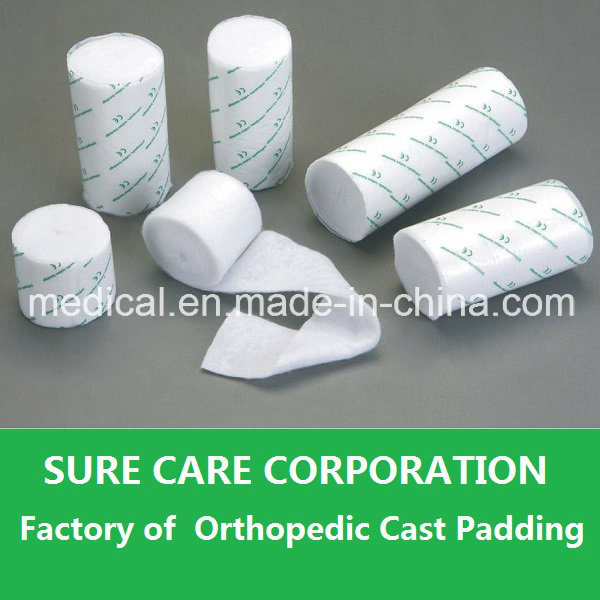 Medical Disposable Orthopedic Waterproof Under Cast Padding Approved by Ce