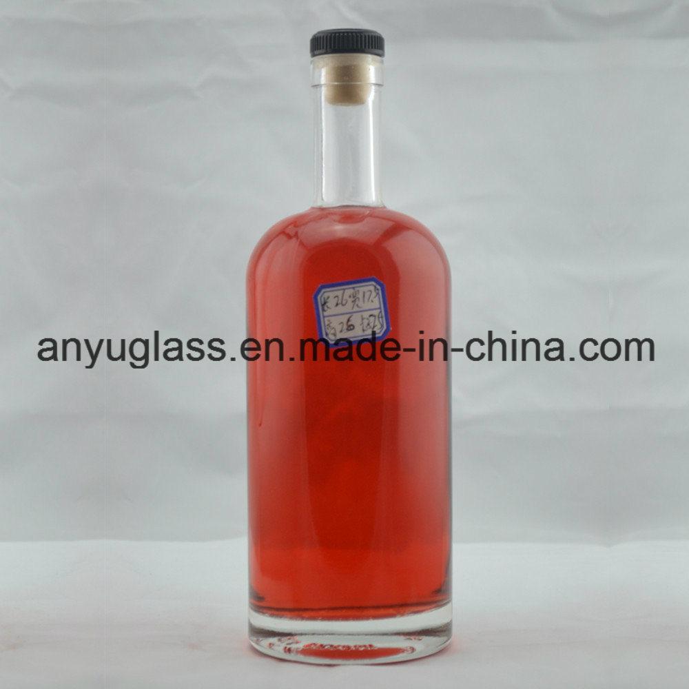Superior Quality Crystal Vodka, Liquor, Spirit, Wine, Whiskey, Brandy Glass Bottle 750ml