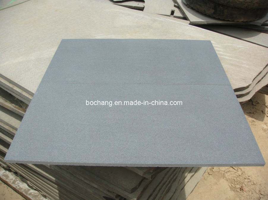 Natural Stone Andesite for Paving Tile Kerbstone