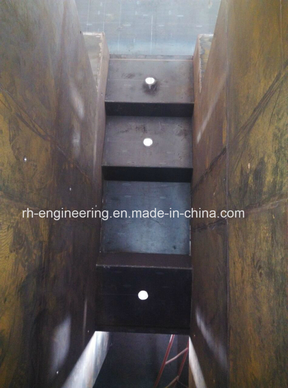 Steel Formwork for Concrete Bridge