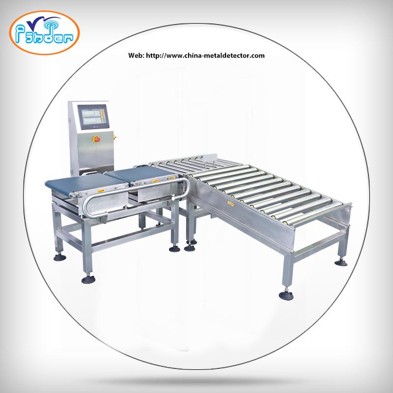 Conveyor Belt Automatic Weight Checker
