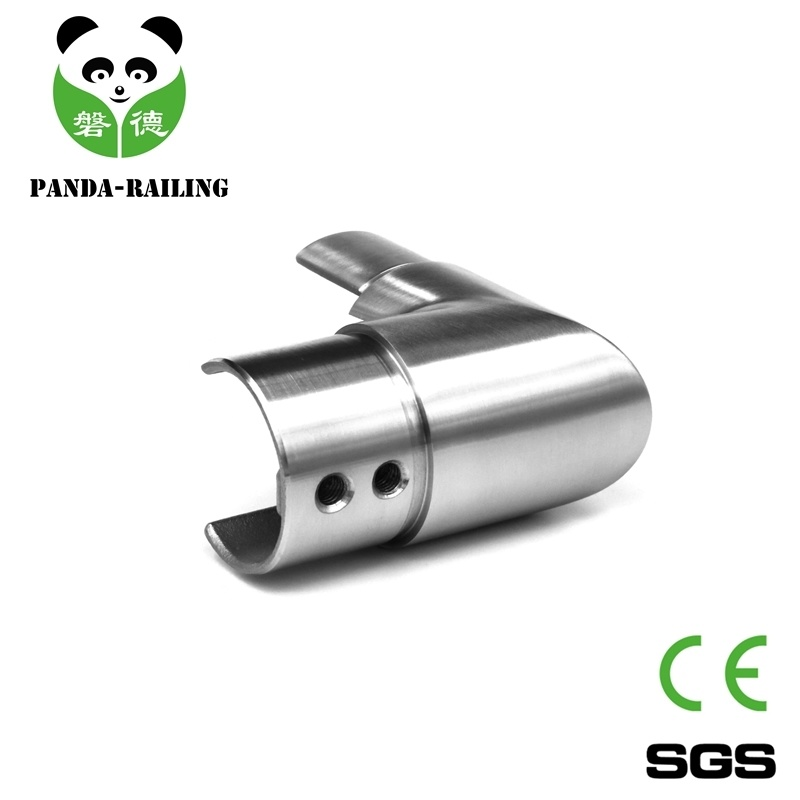 Stainless Steel Glass Accessories Stair Fitting/ Tube Fitting