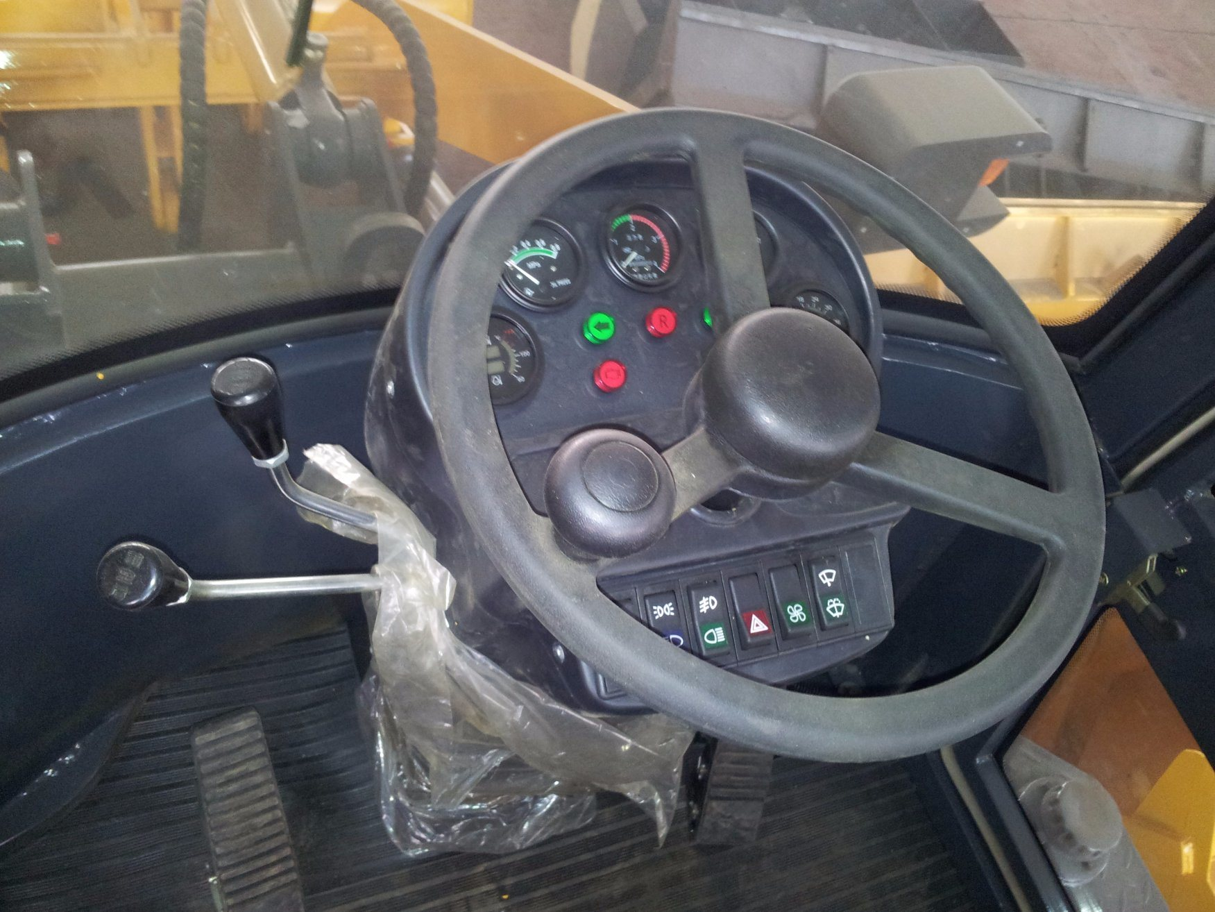 1.5ton Wheel Loader with CE, ISO9001