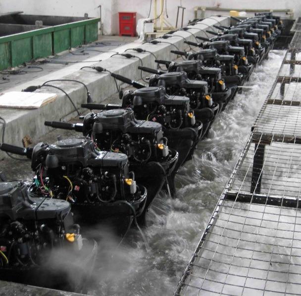 15HP 4-Stroke Outboard Motor