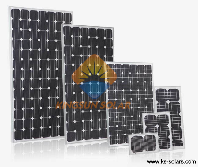 5W-115W Monocrystalline Silicon Solar Panel for off Grid Solar Power System