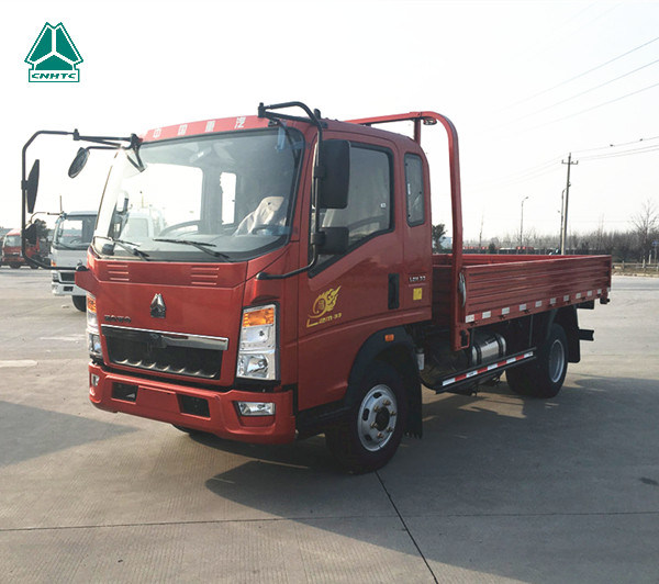 HOWO 6t Light Duty Cargo Truck