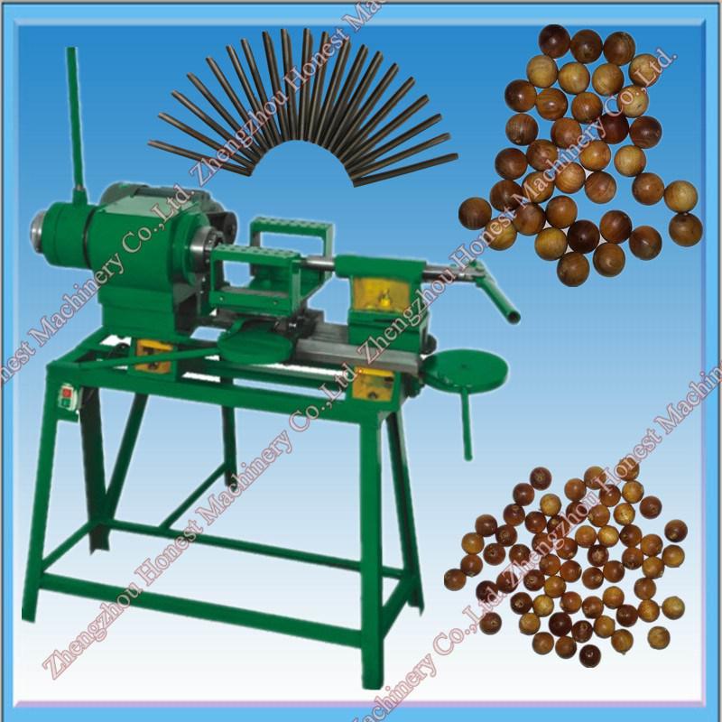Fully Automatic Wood Beads Making Machine
