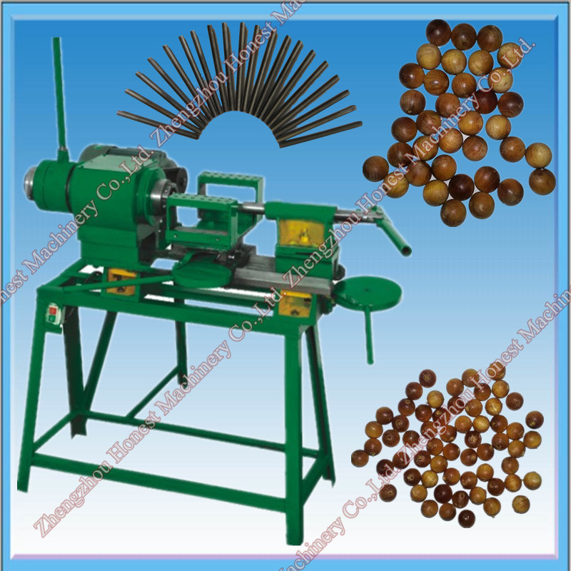 Fully Automatic Wood Machine / Experienced Wood Beads Making Machine OEM Service Supplier