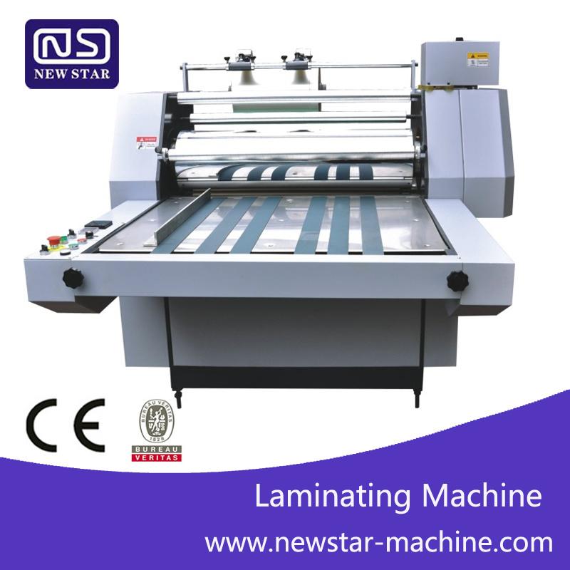 Yfmc-720A/920A/1100A Manual Aluminium Foil Laminating Machine