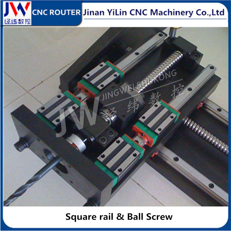 6090 2 Independent Spindles Advertising CNC Router for Engraving Carving