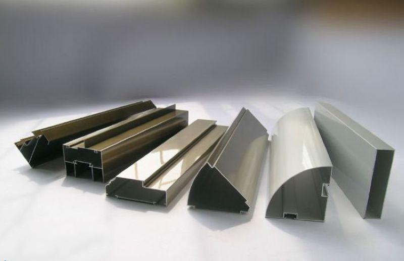 Anodic Oxidation Finished Aluminium Profiles