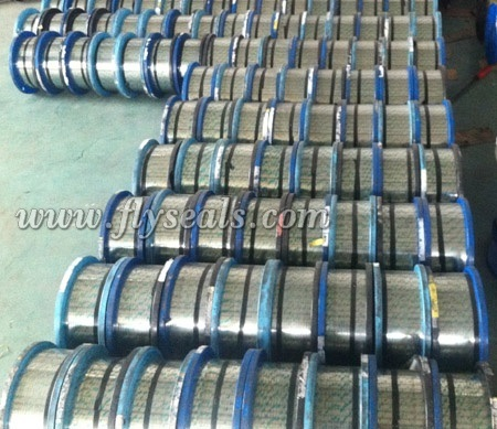 Flat Stainless Steel Strip for Spiral Wound Gasket Hoop
