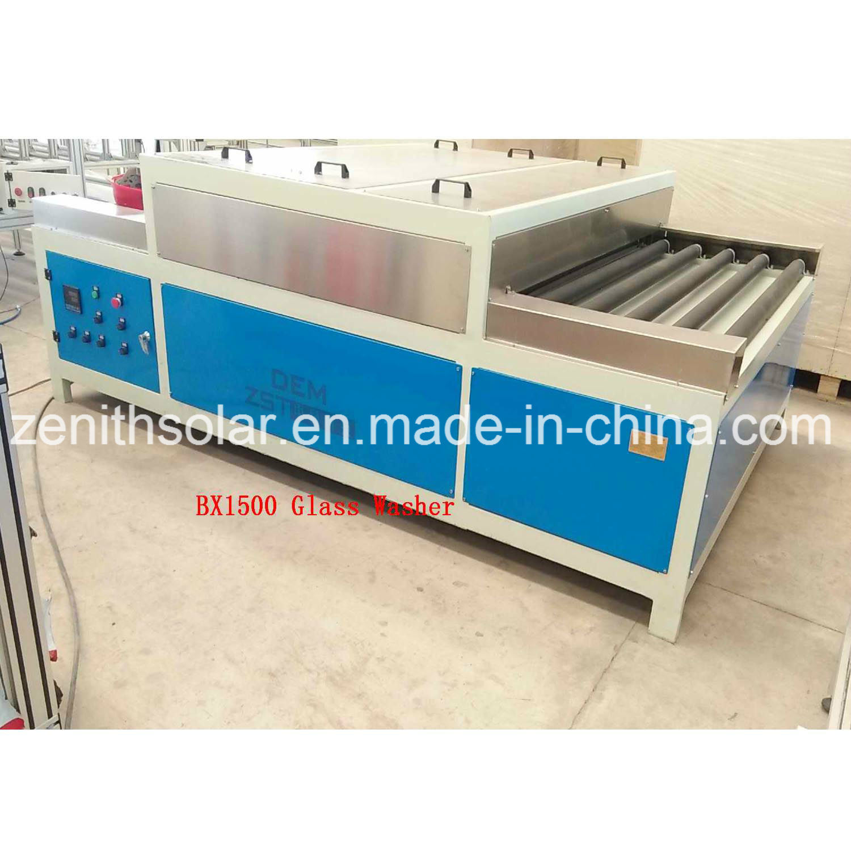 Glass Washer-Solar Machine