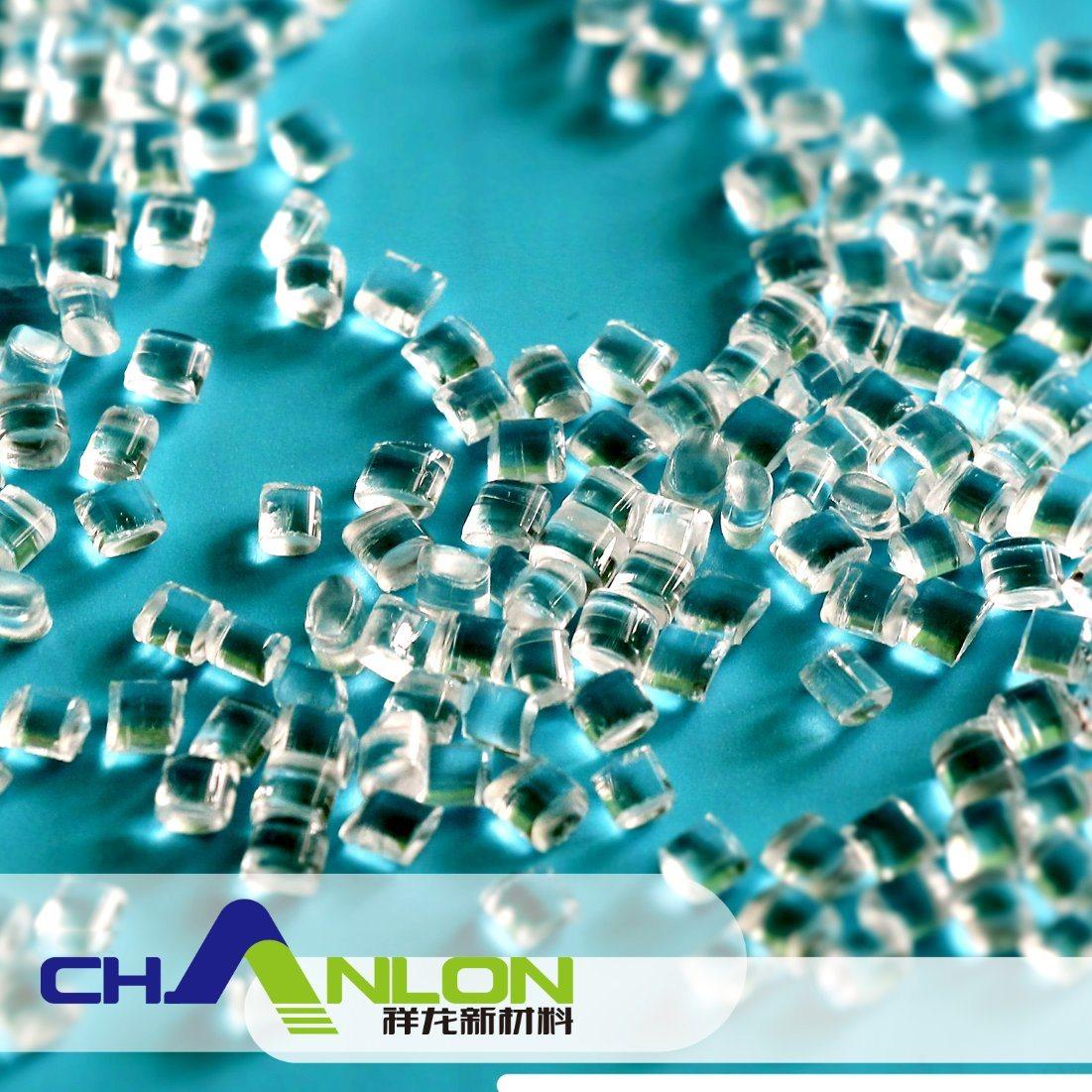 Transparent Nylon Tr90 Material