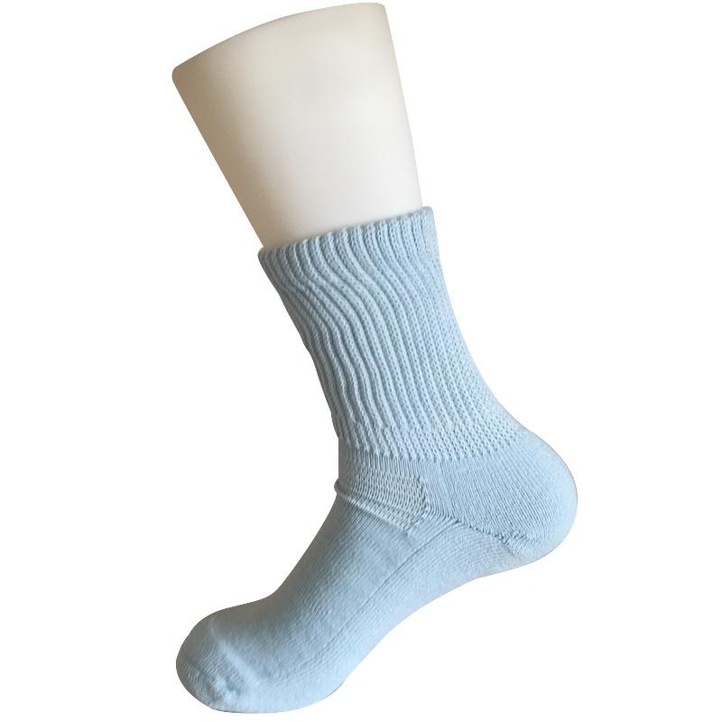 Half Cushion Sorbtek Coolmax Diabetic Health Care Medical White Quarter Socks (JMDB10)