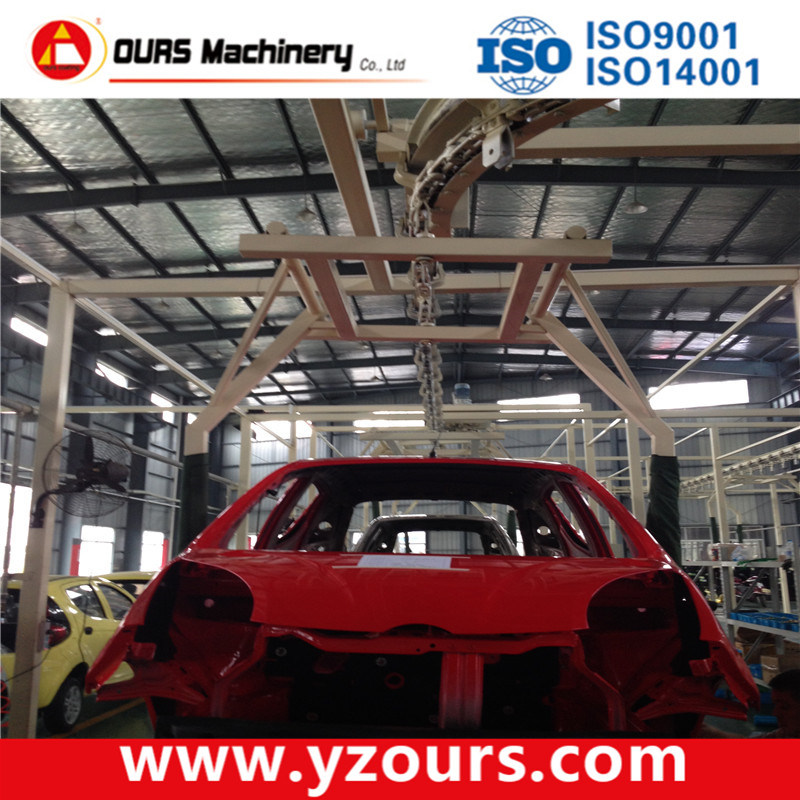 Paint Spray Booth for Auto Industry