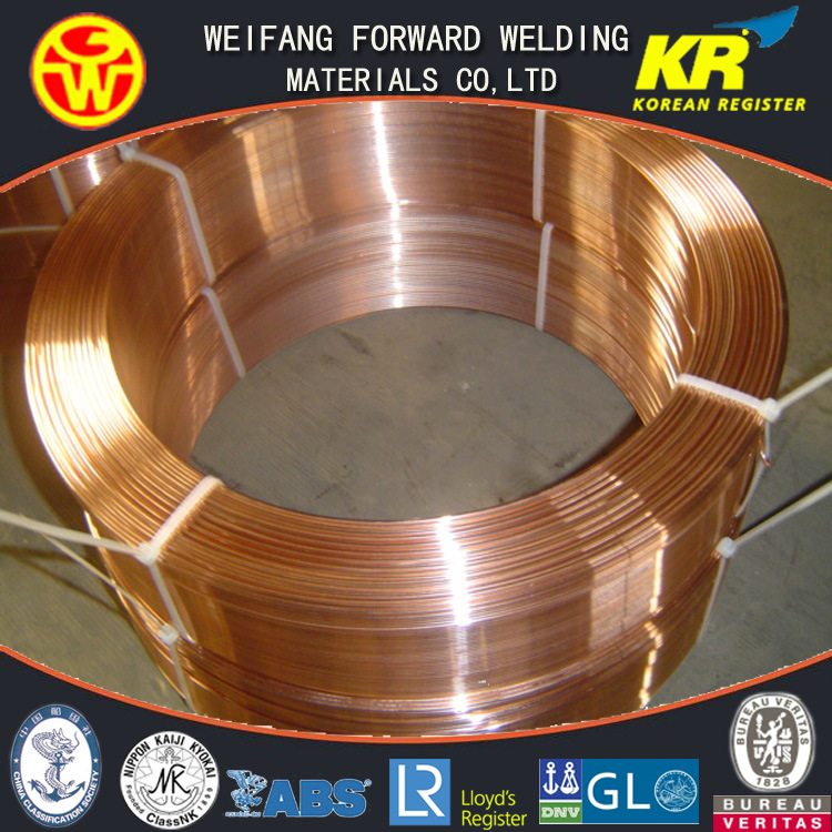 3.2mm H08A EL12 Submerged Arc Welding Wire Welding Product for Welding Metal