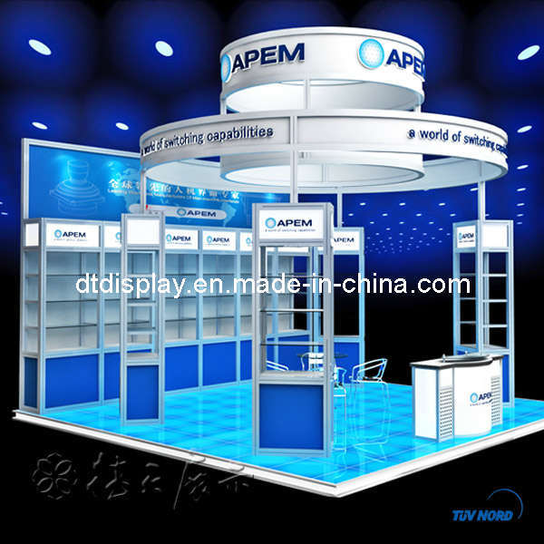 Hardware Exhibition Stall : China aluminium trade show exhibition stall dt