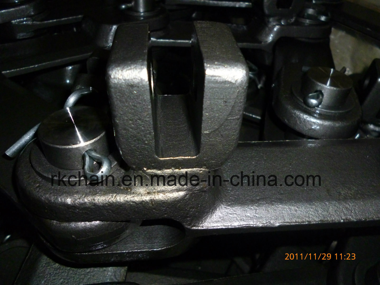 Scraper Chain (P200) for Conveyor Machine