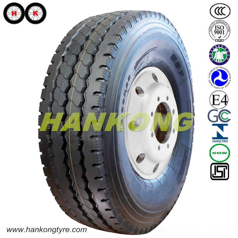 TBR Tyre Radial Truck Tyre Steel Trailer Tyre
