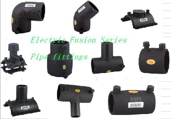 Electric Fusion PE Pipe Fitting