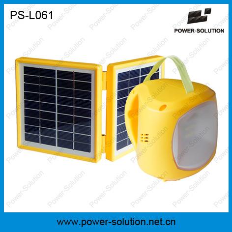 Portable LED Solar Lantern Light for Outdoor Camp