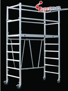 L0.68 X W1.4 Series Aluminum Scaffold Tower