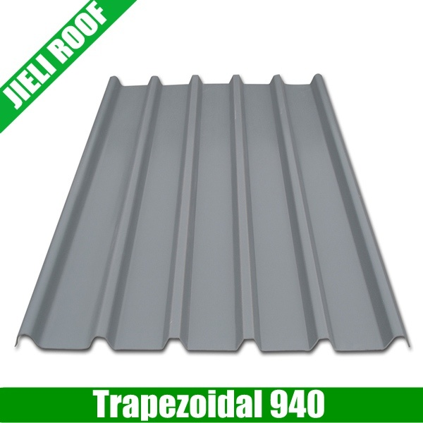 Composite UPVC Roof Sheet for Industrial Building