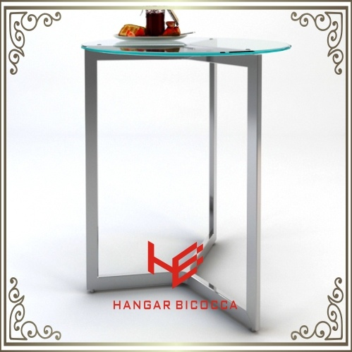 Corner Table (RS161302) Tea Table Stainless Steel Furniture Home Furniture Hotel Furniture Modern Furniture Table Coffee Table Console Table Side Table