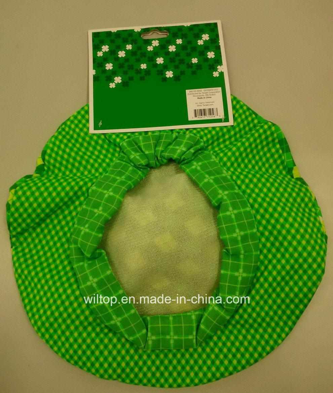 St Patrick′s Day Golf Hat (WA002)