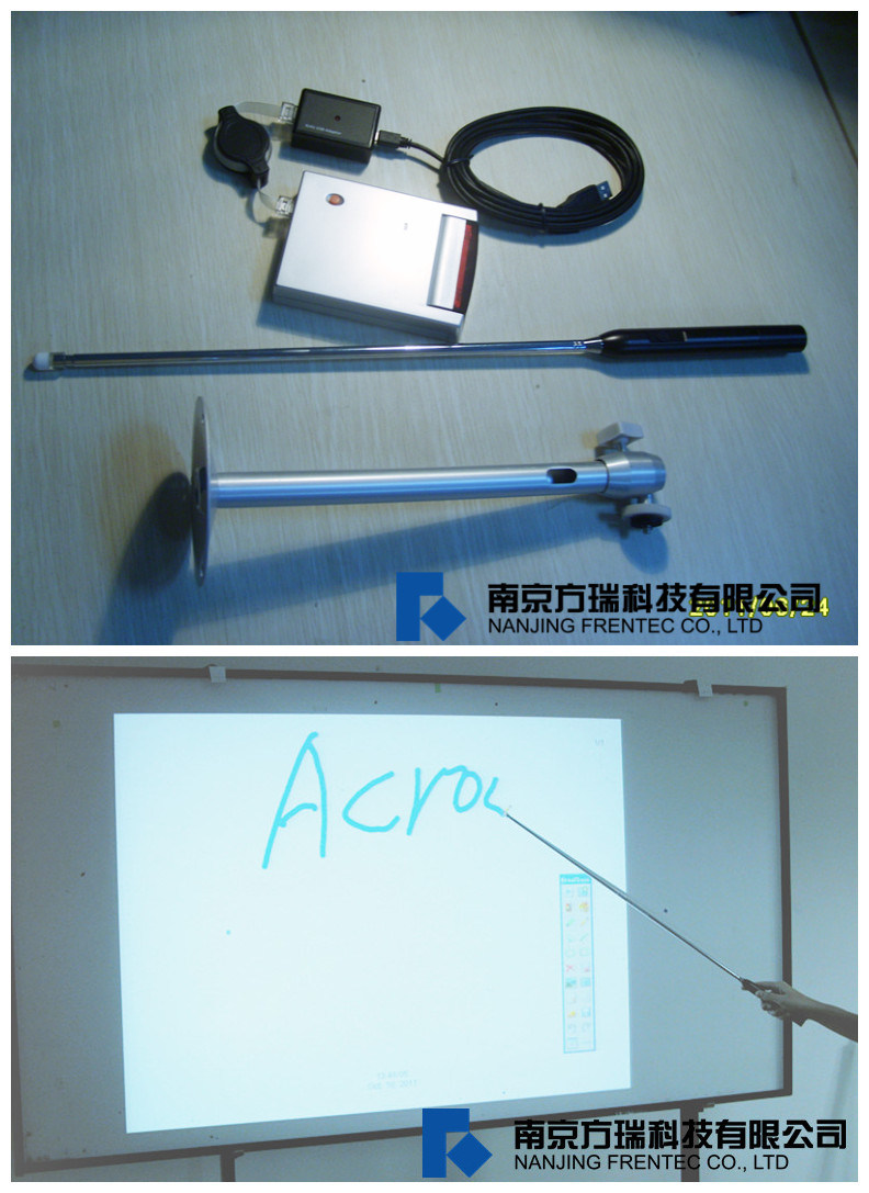Portable Interactive Whiteboard for Linux - Sp20d