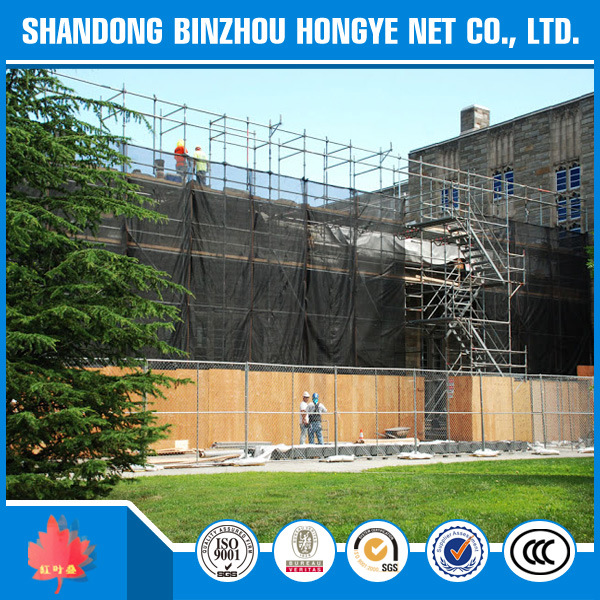 100% Virgin HDPE Construction Scaffolding Net