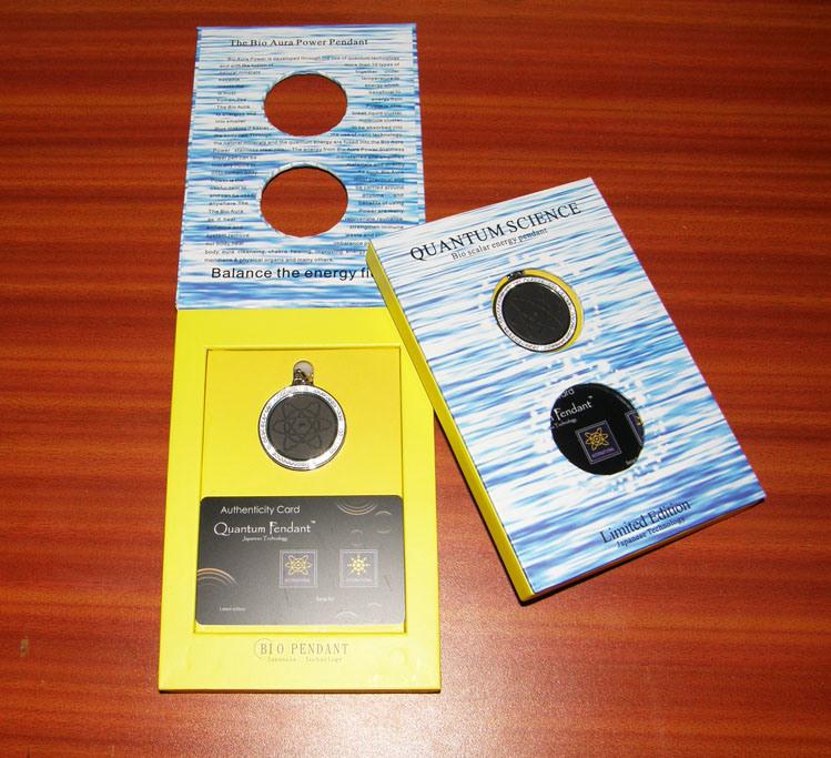 Magnetic Energy Pendant (#22)