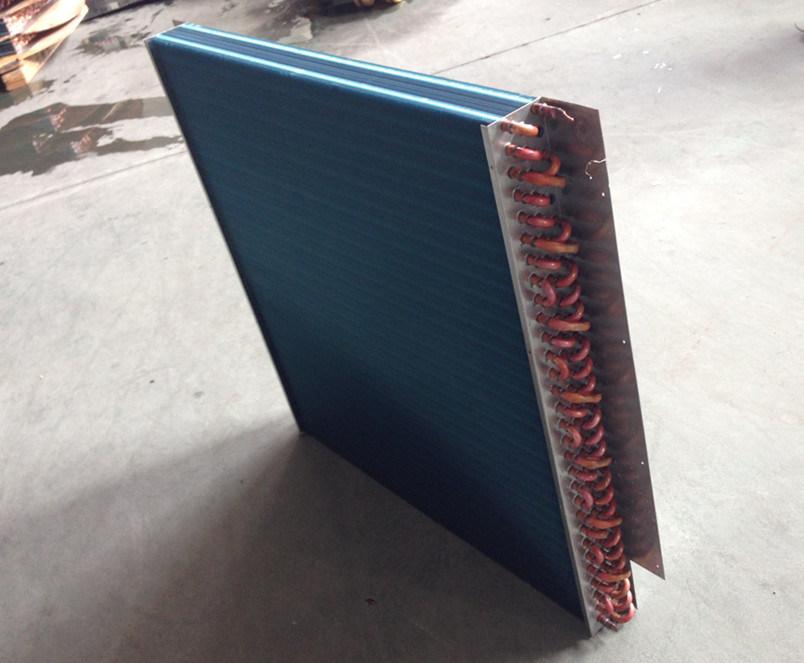 Hydrophilic Fin Condenser