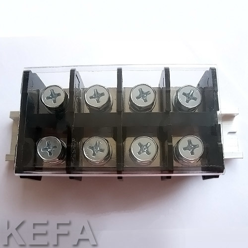 DIN Rail Terminal Block Connector