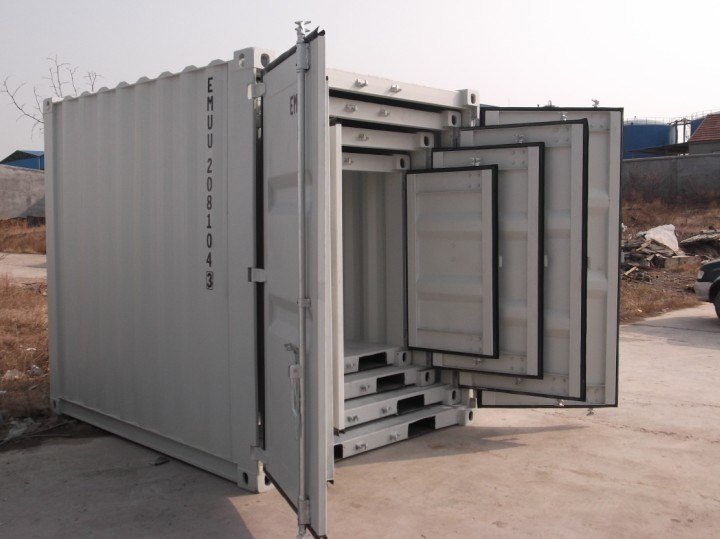 Small Portable Storage : Storage container mobile
