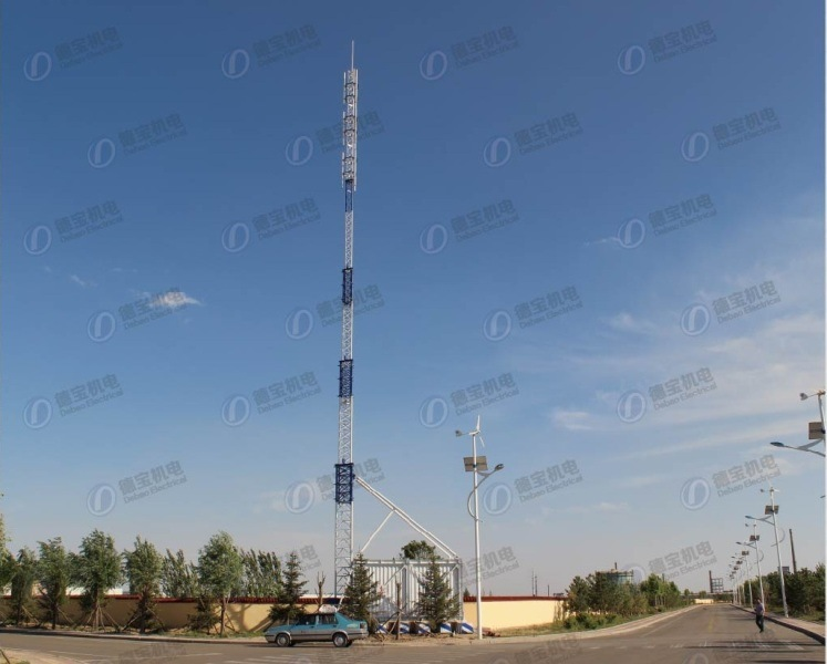 Customized Integrated Telescopic Tower Station
