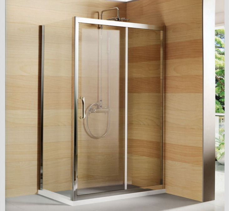 Rectangle Bathroom Standing Shower Cabin (BLS-V9949)