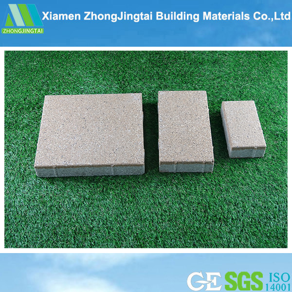 Ecological Water Permeable Brick for Driveway