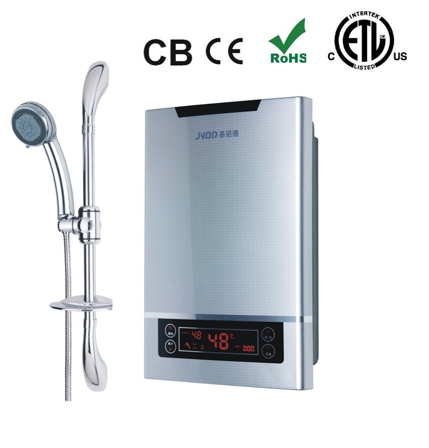 China Powerful 220v 380v Instant Tankless Electric