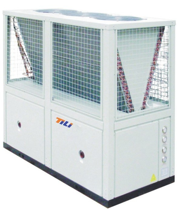 Top Discharge Swimming Pool Heat Pump