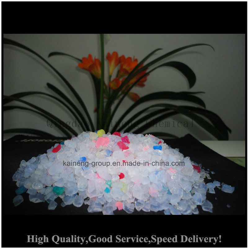 Multicoloured Silica Gel