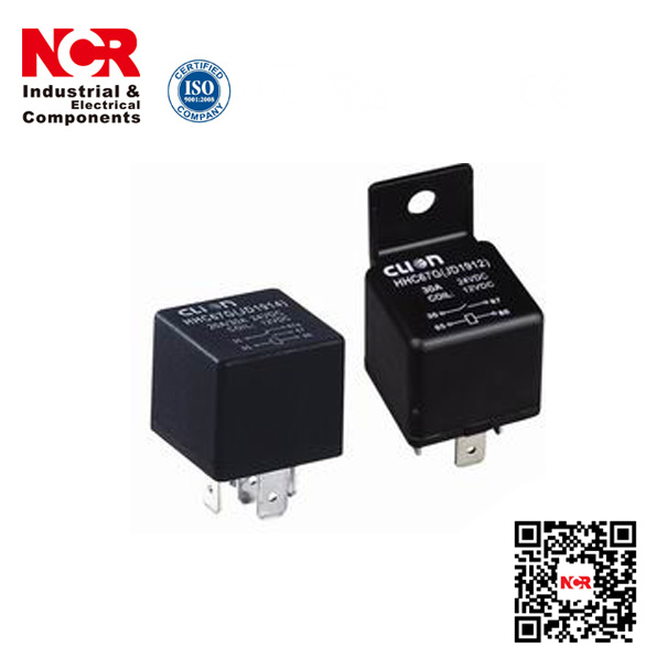 12V 40A 5 Pin Auto Relay (NRA04)