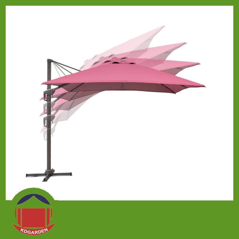 Hot Sale Garden Banana Umbrella/Garden Parasol