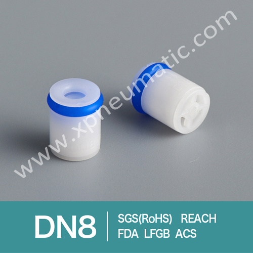 Plastic Non Return Drinking Cartridge Check Valve Dn25