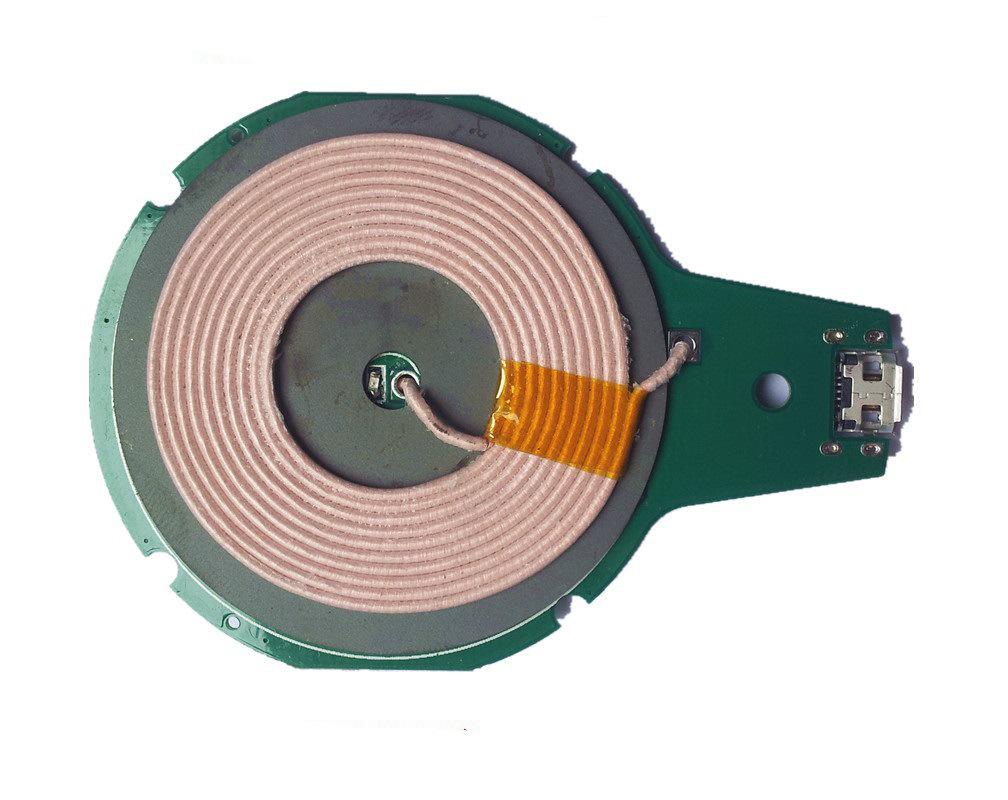 Wireless Charging PCBA Circuit Board Model Coil