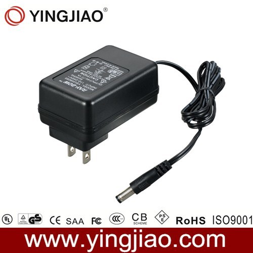 16W Switching Type Battery Chargers with RoHS