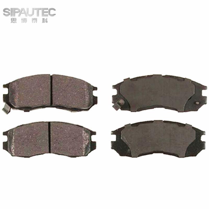 Chinese Car Auto Parts Brake Pad (D484) for Hafei Hyundai Mitsubishi