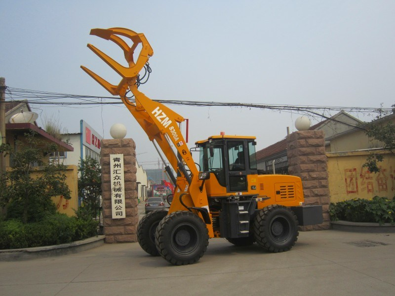 2.8ton Log Loader with CE