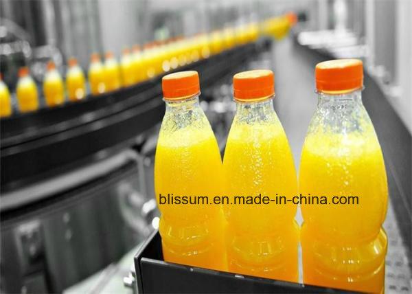 Automatic Plastic Bottle Glass Bottle Juice Beverage Filling Machine